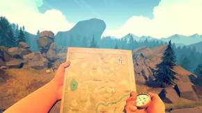 Firewatch: Map skills are the only skills you need.