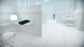 Superhot Matrix Screen