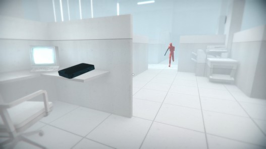 Superhot Matrix Screen