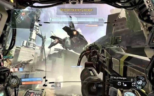 Titanfall 1 Evac