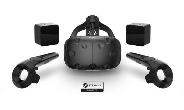 VR VIVE Image